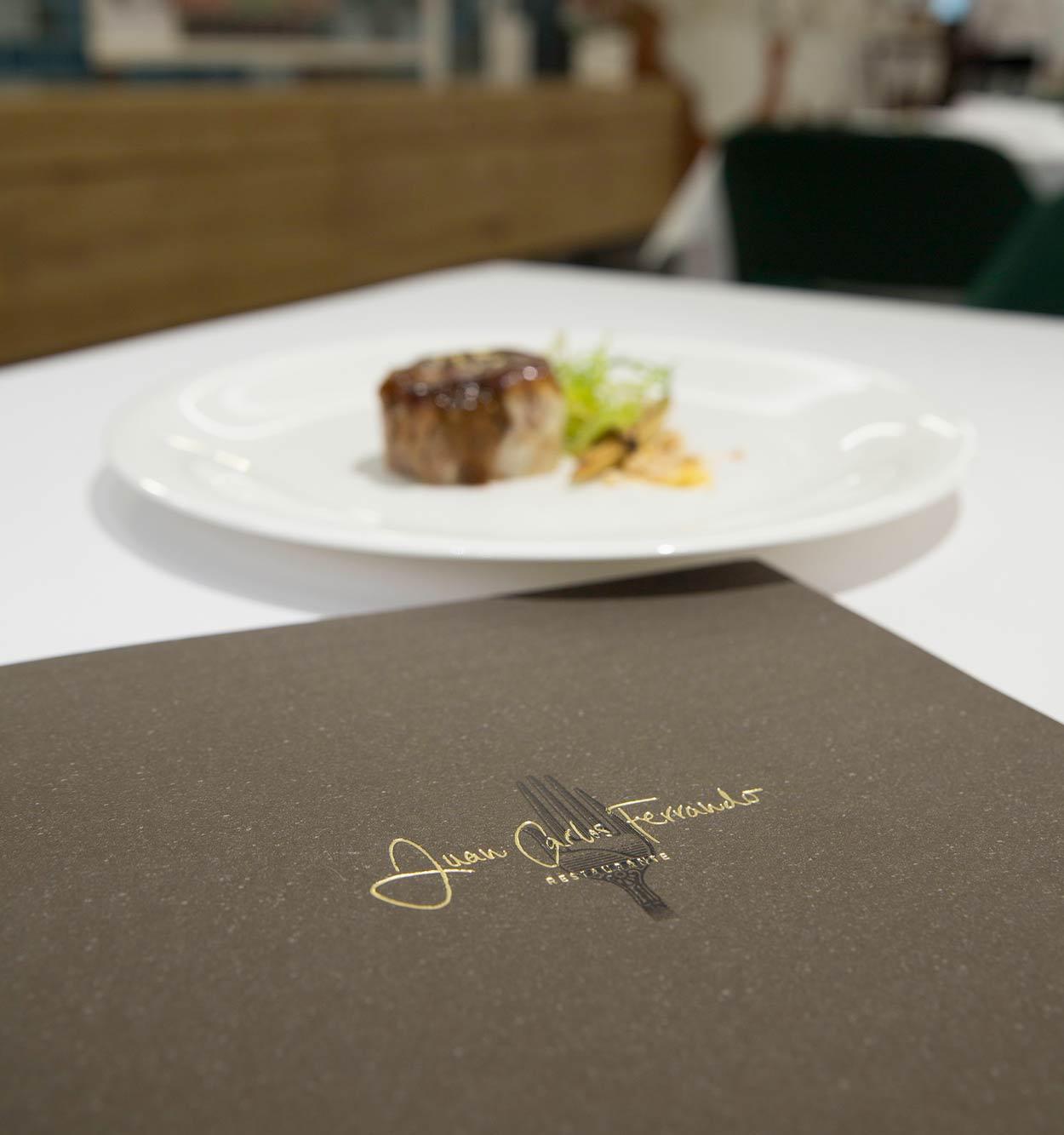 Reserva tu mesa en nuestro restaurante de Logroño