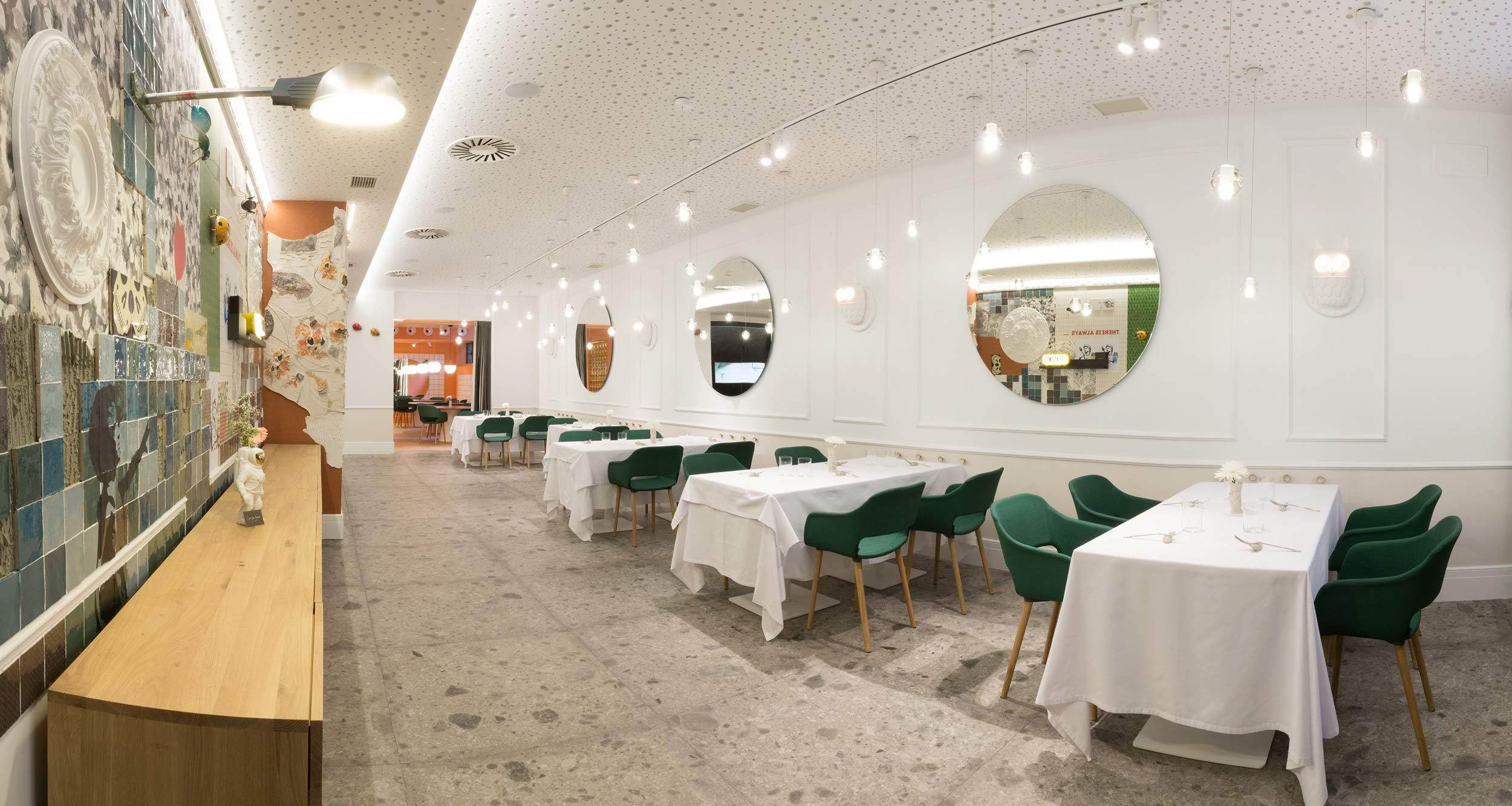 Salón Principal Restaurante