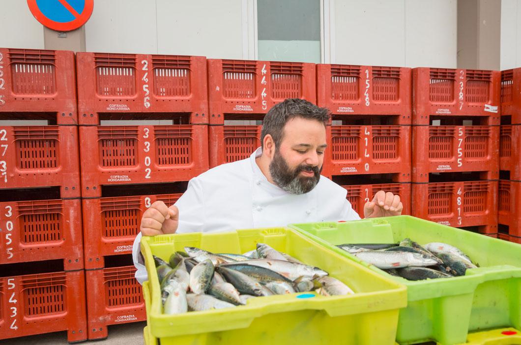 El mejor producto fresco seleccionado para elaborar los mejores platos en Logroño.
