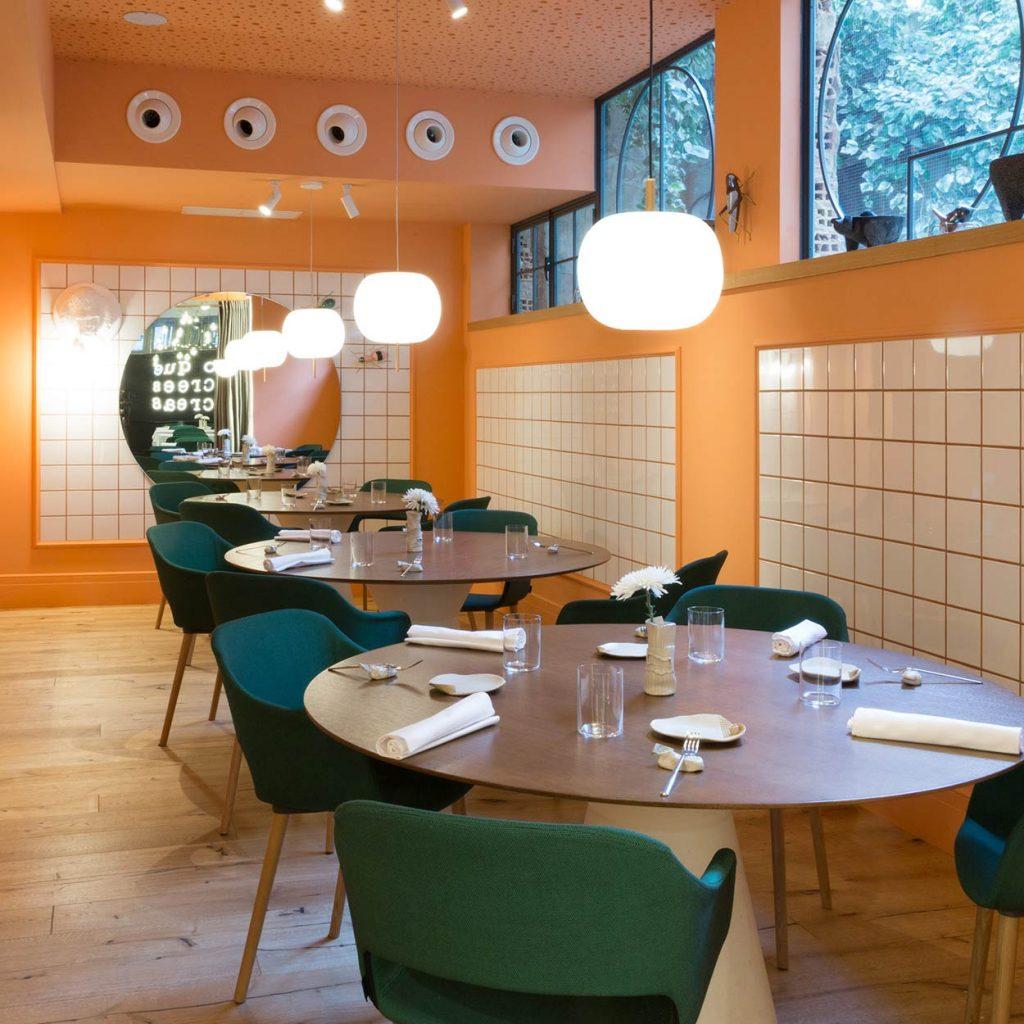 Restaurante en Logroño, gastronomía de vanguardia