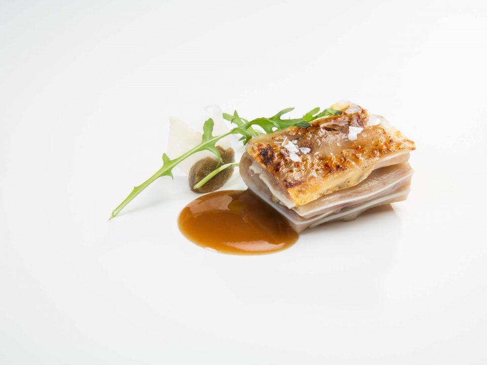 Menú Un Paseo por La Rioja Restaurante Juan Carlos Ferrando