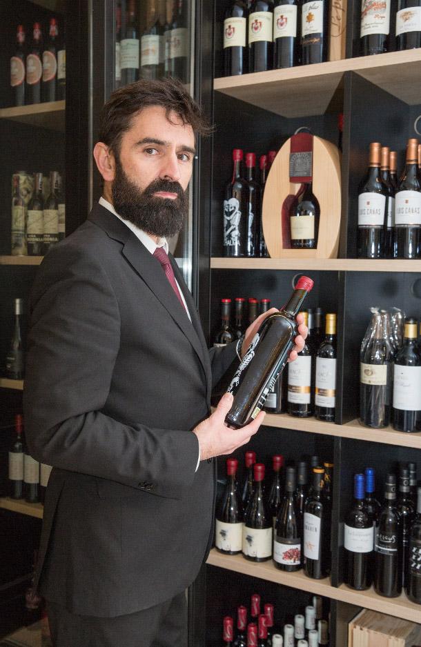 Vinos Restaurante Juan Carlos Ferrando